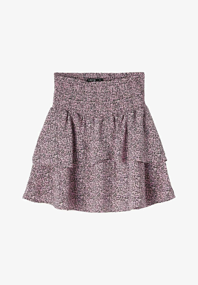 LMTD - Pleated skirt - lilac chiffon