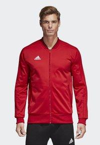 adidas Performance - CONDIVO 18 TRACK TOP - Training jacket - power red/black/white - 0