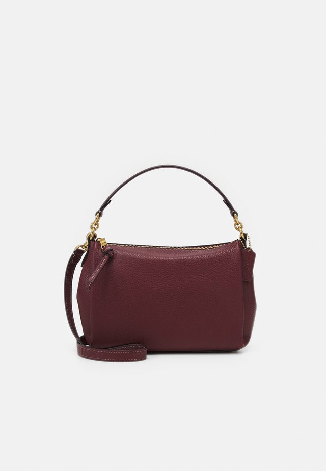 SOFT SHAY CROSSBODY - Kabelka - wine