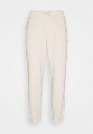 OSLO TROUSER  - Teplákové kalhoty - ecru
