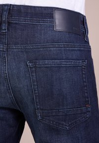BOSS - TABER  - Slim fit jeans - navy - 3