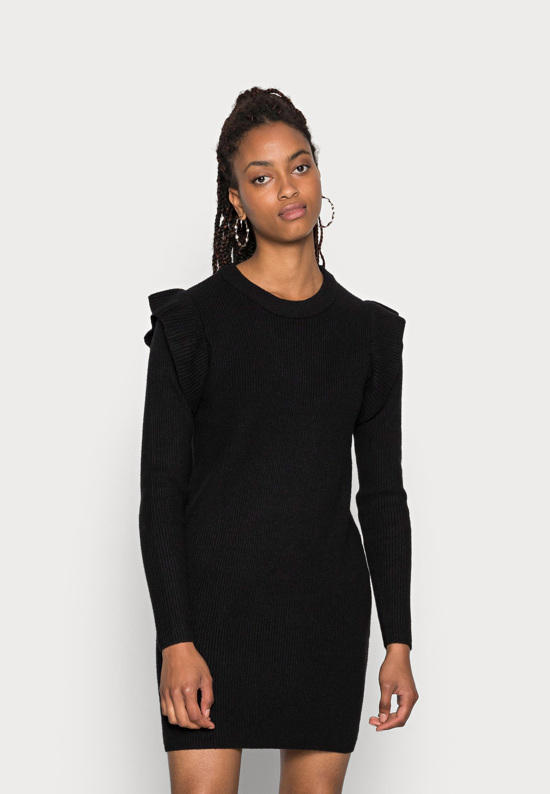 Donna WILLA FRILL DRESS - Abito in maglia