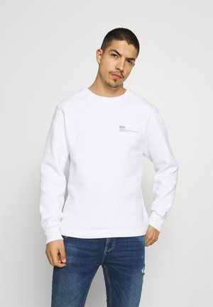 ONE HEMLESS CREW - Sweatshirt - ecru