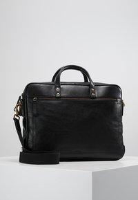 Fossil - DEFENDER - Briefcase - black - 0