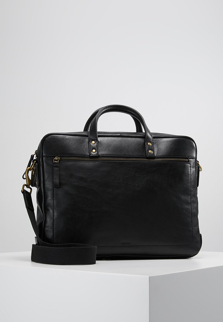 Fossil - DEFENDER - Briefcase - black