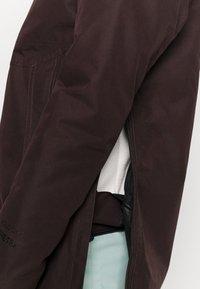 Volcom - FERN INS GORE - Snowboard jacket - black/red - 6