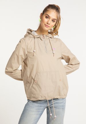Windbreaker - beige