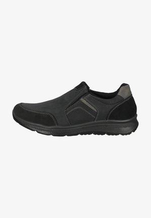 Sneakersy niskie - schwarz/grau
