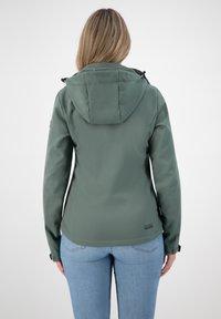 Kjelvik - Light jacket - green - 2