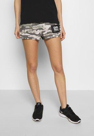 CUBA - Sports shorts - olive