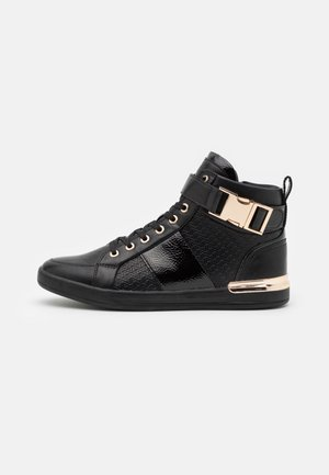 BRAUER - High-top trainers - black