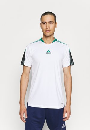 TIRO - Print T-shirt - white