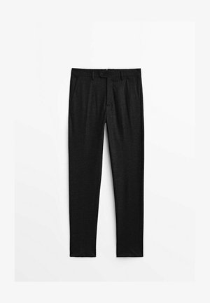 LIMITED EDITION - Chinos - black