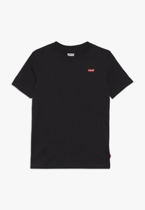 BATWING CHEST HIT - T-shirt - bas - black