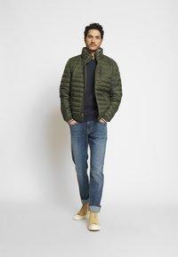 Esprit - THINS - Lehká bunda - khaki green - 1