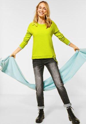 UNI-SHIRT - Long sleeved top - yellow