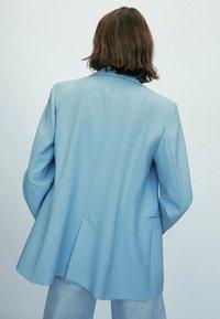 Massimo Dutti - Blazer - blue - 0