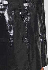 Weekday - ZANA SHORT JACKET - Light jacket - black - 5