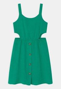 Lemon Beret - TEEN GIRLS - Day dress - deep green - 0