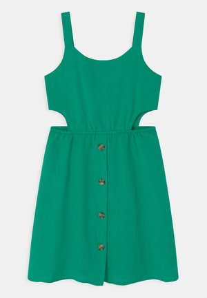 TEEN GIRLS - Vestito estivo - deep green
