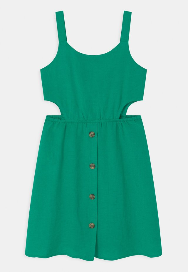 TEEN GIRLS - Korte jurk - deep green