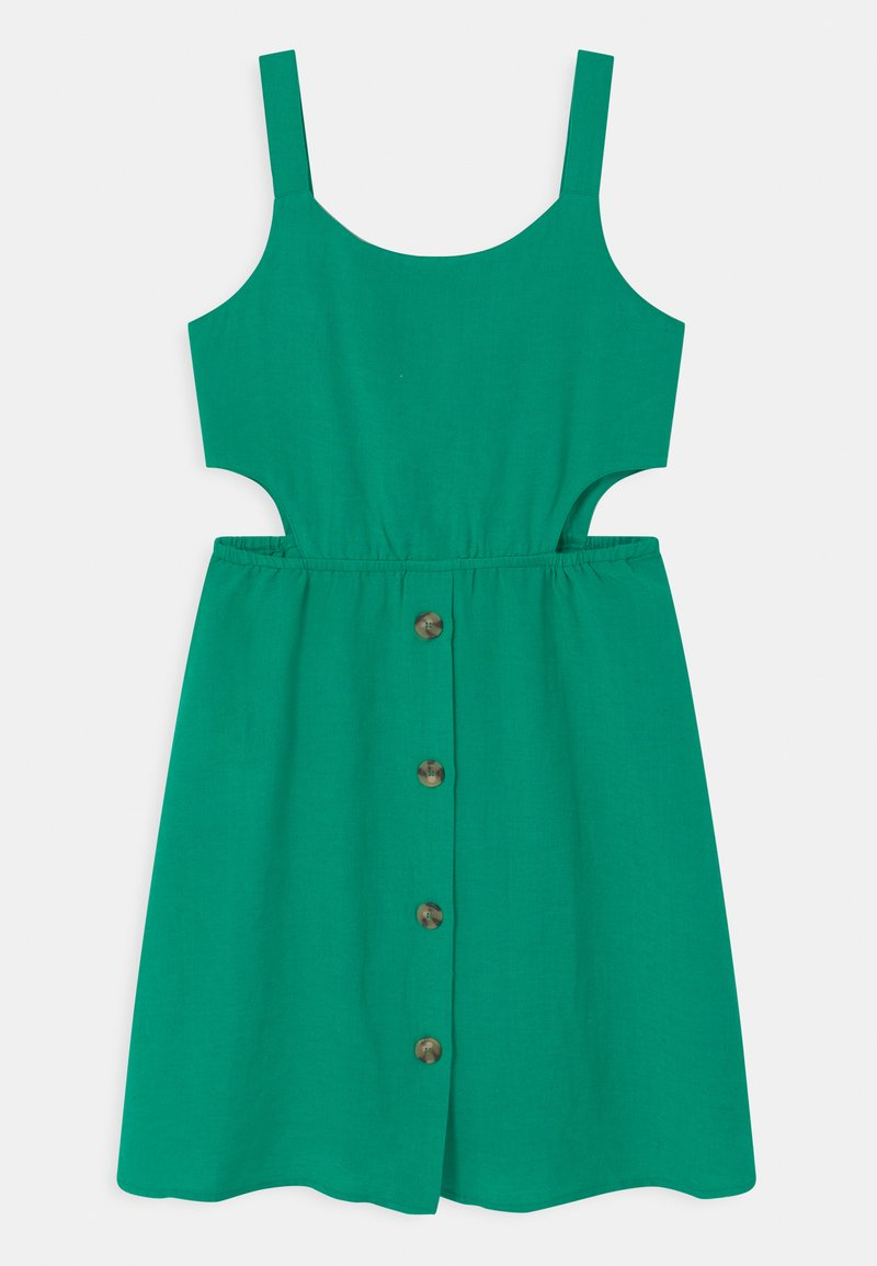 Lemon Beret - TEEN GIRLS - Day dress - deep green