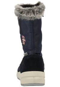 Ricosta - Winter boots - see/marine 172 - 2