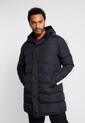 ALLEN - Zimní kabát - black/white