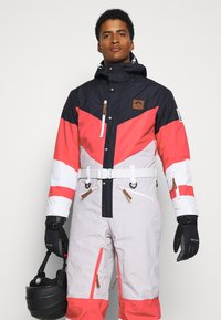 OOSC - FRANK THE TANK  - Snow pants - white - 4
