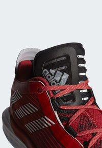 adidas Performance - DAME 6 SHOES - Basketball shoes - red - 8