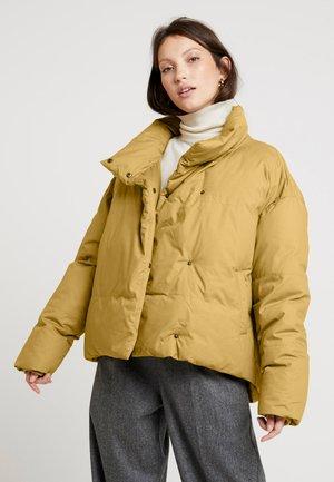 HONGRIE - Winter jacket - khaki