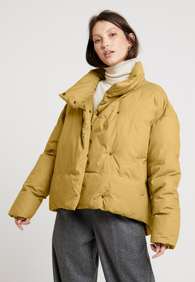 HONGRIE - Winter jacket - khaki