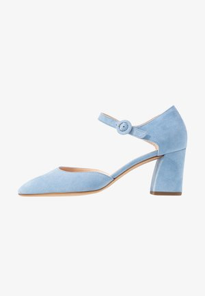 Classic heels - sky