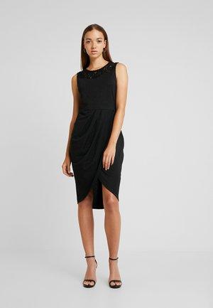 ONLBREMEN O NECK DRESS - Vestido ligero - black