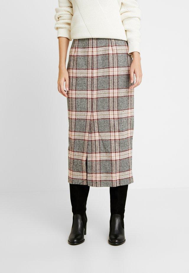 NOVA SKIRT - Pencil skirt - pink