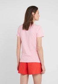 J.CREW - VINTAGE CREWNECK TEE - Basic T-shirt - dover pink - 2