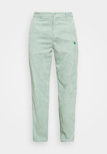 RELAXED TROUSER WITH YIN YANG EMBROIDERY UNISEX