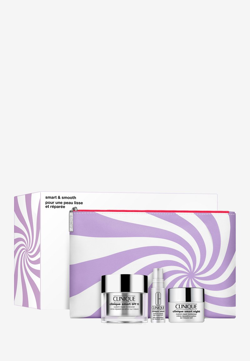 Clinique - SMART VALUE SET - Skincare set - -