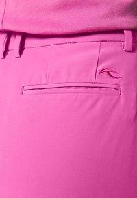 Kjus - IRIS SKORT LONG - Sportovní sukně - pink divine - 5