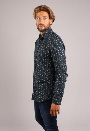 Shirt - black/blue