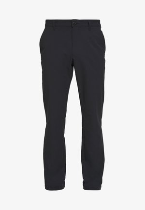 TECH PANT - Tygbyxor - black