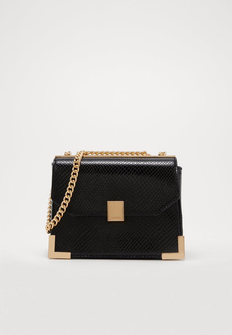 ALDO - JUBERRA - Handbag - black