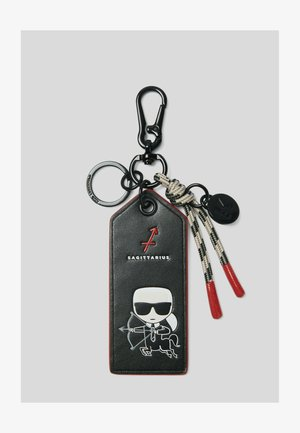 K/ZODIAC  SAGITTARIUS - Key holder - black/multi