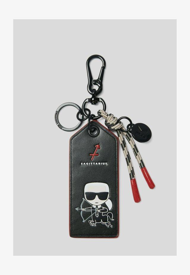 K/ZODIAC  SAGITTARIUS - Schlüsseletui - black/multi