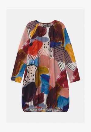 POUCH - Jersey dress - multi-coloured