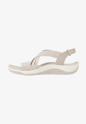 REGGAE CUP - Outdoorsandalen - natural/taupe