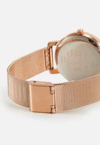 Anna Field - SET - Watch - black/rose gold-coloured - 1