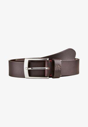 BUD - Belt - dark brown