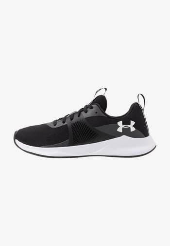 CHARGED AURORA - Trainings-/Fitnessschuh - black/white