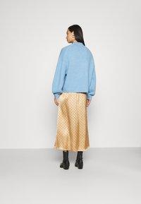 JDY - JDYDOTTIE SKIRT - A-line skirt - Tan - 2